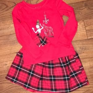 Childrens place Holiday Outfit